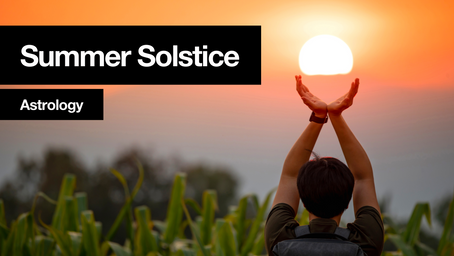 Summer Solstice: Let there be light