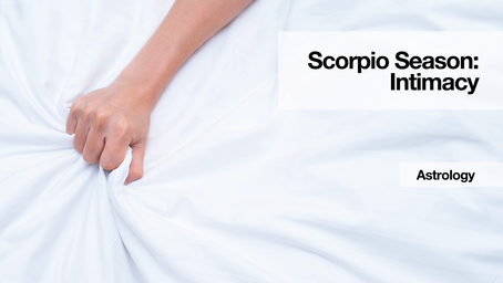 Scorpio Season 2021