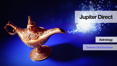 Jupiter Direct (in Aquarius)