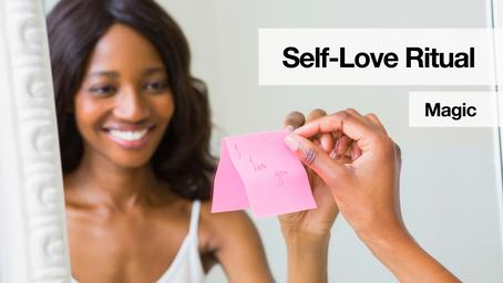 Self-Love Ritual