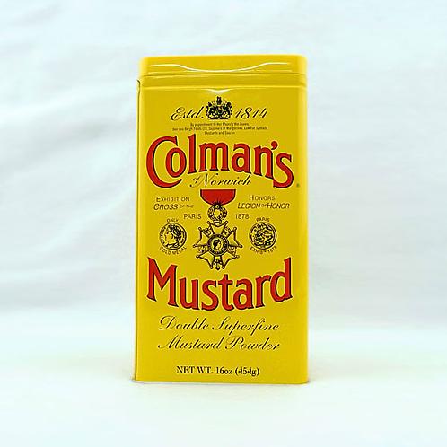 Colman's Mustard 16oz Tin