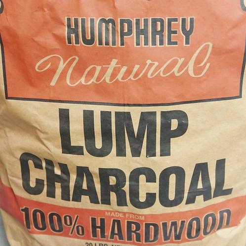 Humphrey Lump Charcoal 20lb. Bag