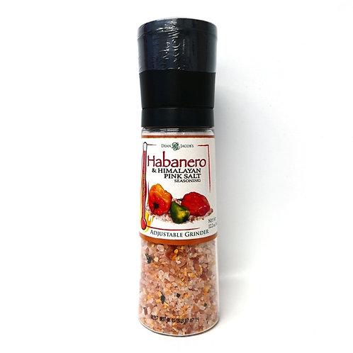 Habanero & Himalayan Pink Salt Grinder 12.2 oz.