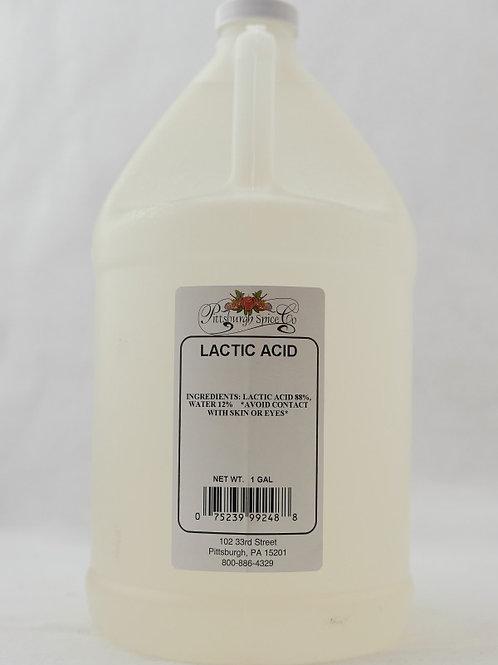Lactic Acid Gallon