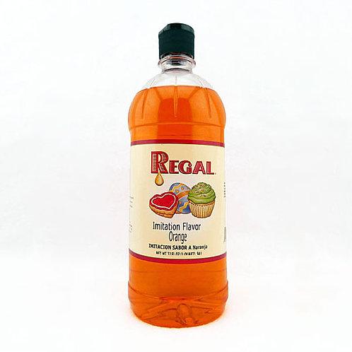 Orange Extract Imitation 32oz.
