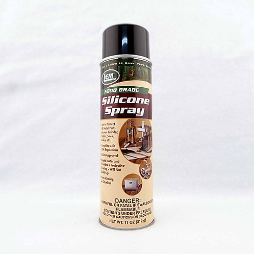 Food Grade Silicone Spray 11oz.