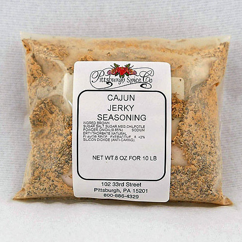 Cajun Jerky Seasoning 8oz.