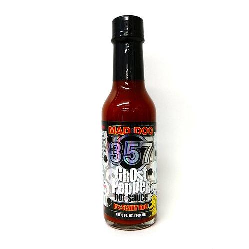 Ghost Pepper Hot Sauce 5oz.