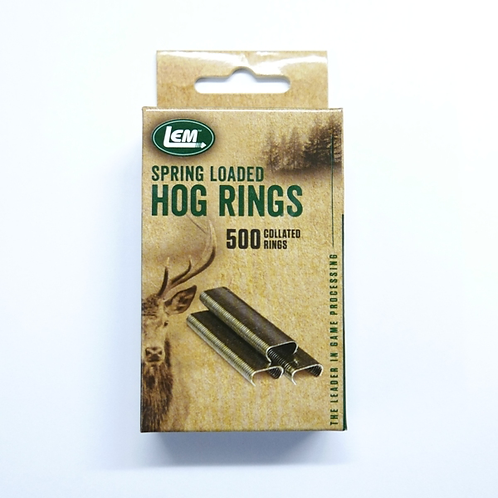 Hog Rings 500ct.