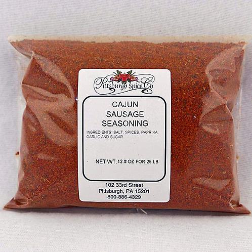 Cajun Sausage Seasoning 12.5oz.