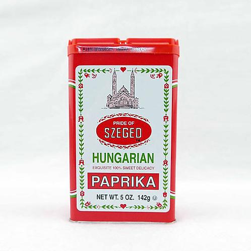 Szeged Sweet Paprika 4oz. Tin