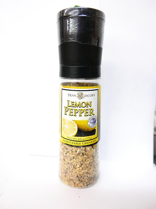 Lemon Pepper Grinder 8.0 oz