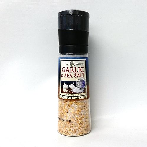 Garlic & Sea Salt Grinder 9.8oz.