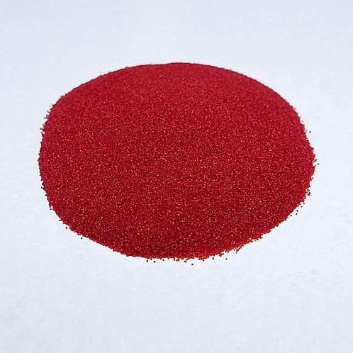 Sanding Sugar Red