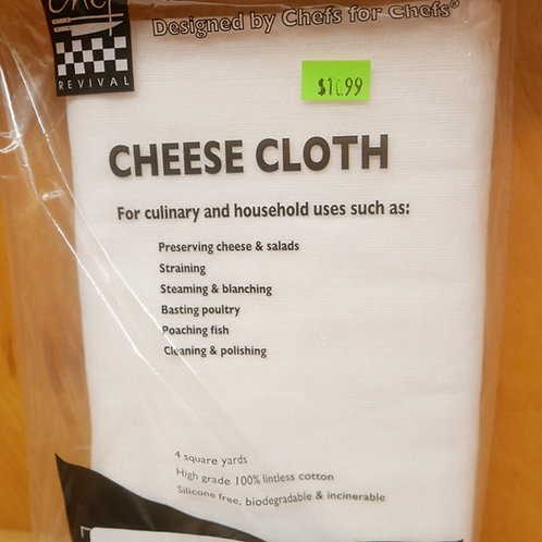 Cheesecloth (4 Sq. Yards)