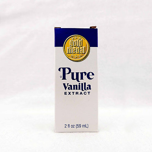 Vanilla Extract Pure 2oz.
