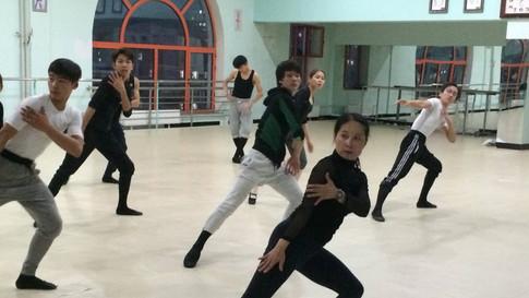 Dance Workshops and Residencies