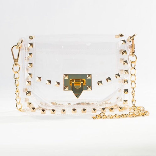The Jackie Clear Bag