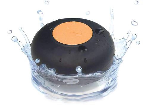 Waterproof Speaker-Black