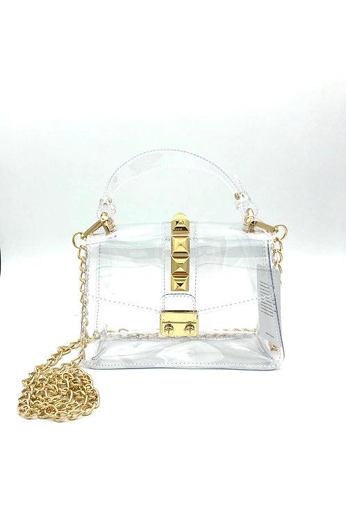 The Kathryn Clear Bag