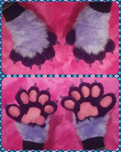 Five Fingered Handpaws