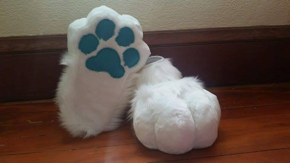 Indoor Feetpaws
