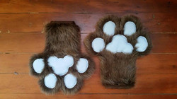 Four Fingered Handpaws