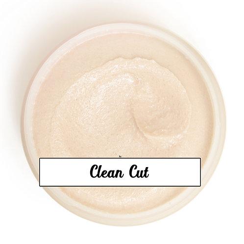 Sugar Scrub -  Clean Cut