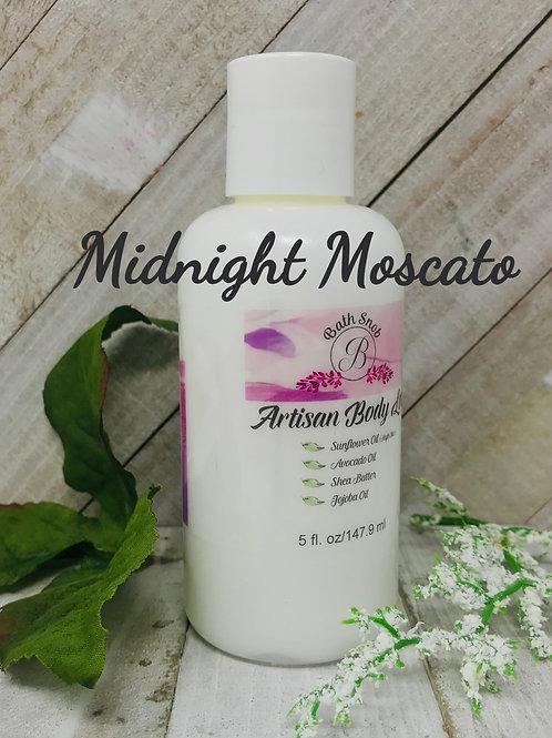 Lotion - Midnight Moscato
