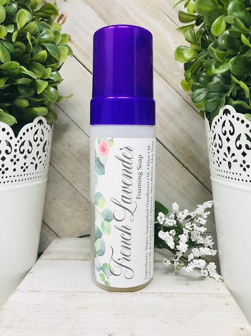 Foaming Liquid Soap-Various Fragrances