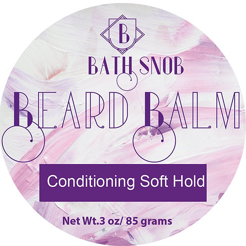 Beard Balm -Conditioning Soft Hold