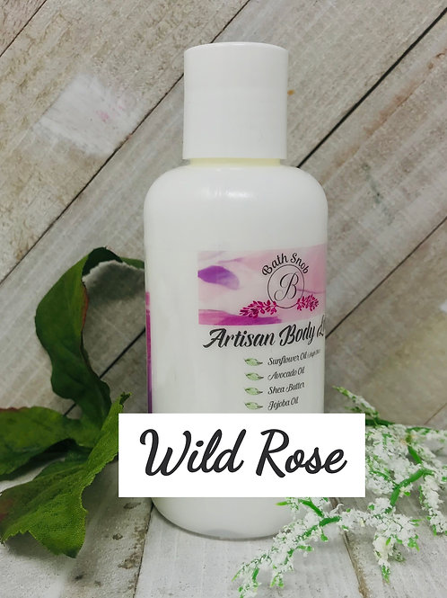 Lotion -Wild Rose