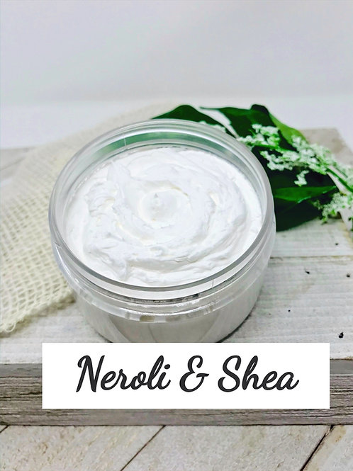 Body Butter - Neroli and Shea