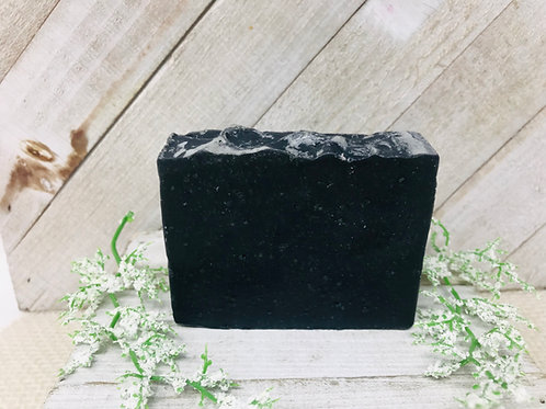 Soap - Tea Tree & Activated Charcoal