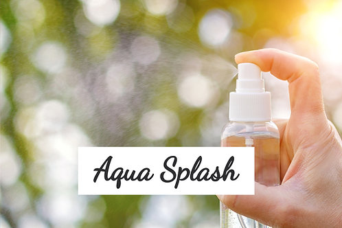 Body Spray - Aqua Splash
