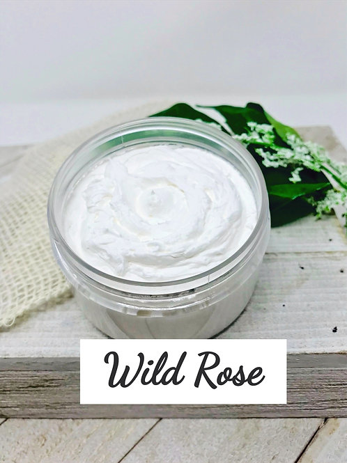 Body Butter - Wild Rose