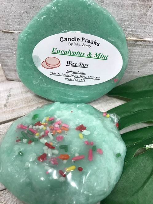Wax Tart - Eucalyptus and Mint