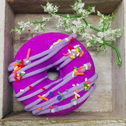 Bath Bomb Donut - Midnite Moscato