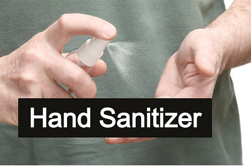 Pocket Hand Sanitizer