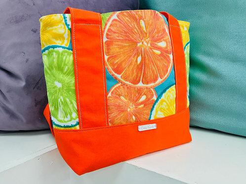 Tote Bag: Orange You Glad