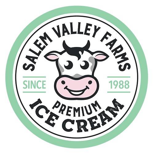 Salem Valley Farms Ice Cream by the Quart