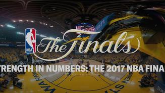 OCULUS VR - NBA FINALS 2017