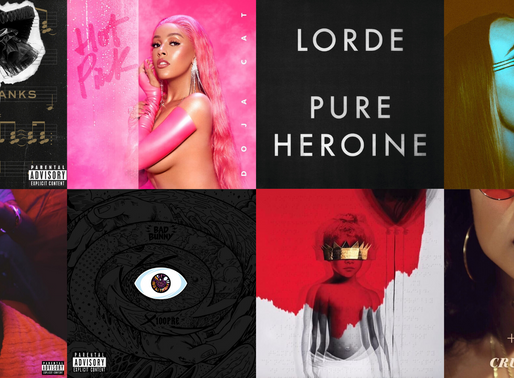Best Albums of the 2010s (In Chronological Order)
