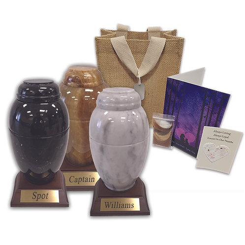 Marble Memories Package (Private Cremation)