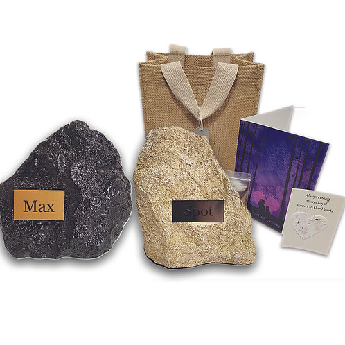 Rock Memories Package (Private Cremation)