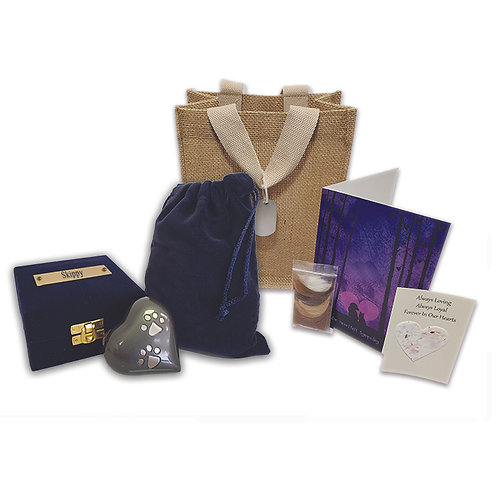 Heart Memories Package (Private Cremation)