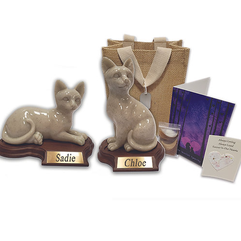 Feline Memories Package (Private Cremation)