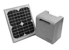 Mhouse Solar Panel Power Kit Accessory for Gate Automation sold in Australia by Downee