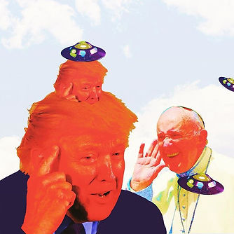 dayday key, words meaning less, donald trump, pope