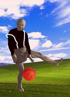 dayday key, play ball like kun cai